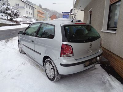 gebraucht VW Polo 1.9 TDI DPF/ Klimaautomatik / Navi / Euro 4