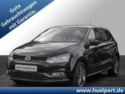 gebraucht VW Polo 1.4 TDI Allstar Plus LED Navi (Xenon)