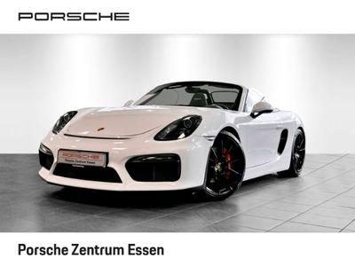 gebraucht Porsche Boxster Spyder / Sportabgasanlage, SHZ, Bi-Xenon, Color, Bose