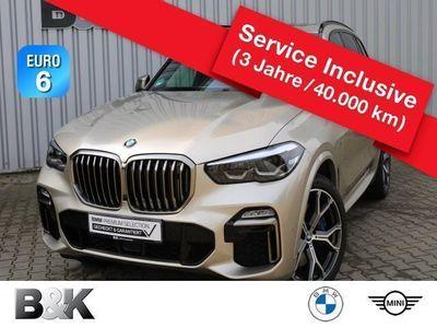 gebraucht BMW X5 M50d Leas.879, -o.Anz., 7-Sitze, Night Vision