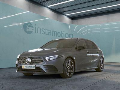 gebraucht Mercedes A250 A 250AMG Sport Night LED Pano Navi SHD Kamera S
