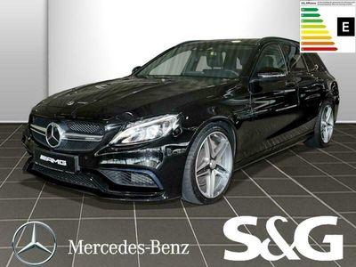 gebraucht Mercedes C63 AMG AMG T AMG-Night+Comand+RüKam+LED+Pano+P.Abg