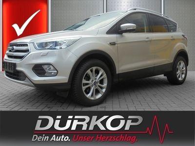 gebraucht Ford Kuga 1.5 EcoBoost Titanium Navigationssystem Sitzheizung Klimaautomatik