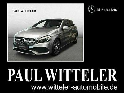 gebraucht Mercedes A180 PEAK Sondermodell AMG Styling/Keyless/LED