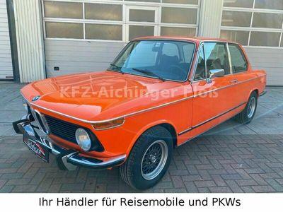 gebraucht BMW 2002 Tii H-Zulassung Deutsches FZG.