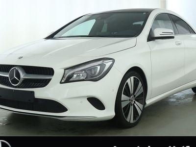 gebraucht Mercedes CLA180 Coupé **Navi/Pano/Spur/Distr/Memory