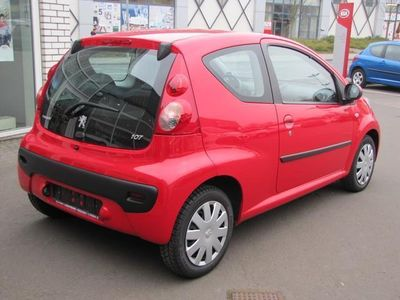 gebraucht Peugeot 107 Filou 70 *Klima*CD*