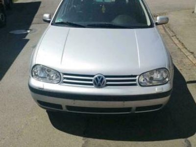 gebraucht VW Golf IV Verkaufe hir meinohne TÜV