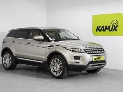 gebraucht Land Rover Range Rover evoque 2.0 Turbo Aut. Prestige +Bi-Xenon +Vollleder +Memory +Meridian-Sound