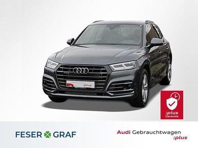 gebraucht Audi Q5 55TFSI e S line/B&O/AIR/Matrix/ACC/HuD/Leder