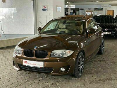gebraucht BMW 125 Coupé 1 125i*PDC*Temp*SHZ*Leder*Navi*Bi-Xenon