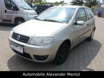 käytetty Fiat Punto 1.2 8V Dynamic Klima Zentral Tüv 05-19