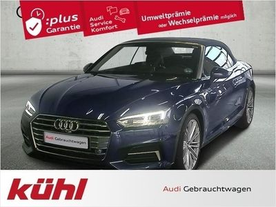second-hand Audi A5 Cabriolet 2.0 TFSI S tronic Sport LED 19 Zoll