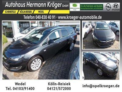 gebraucht Opel Astra 2.0 CDTI Exklusiv