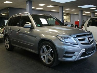 gebraucht Mercedes GLK220 CDI 4Matic AMG-Line - Panorama -