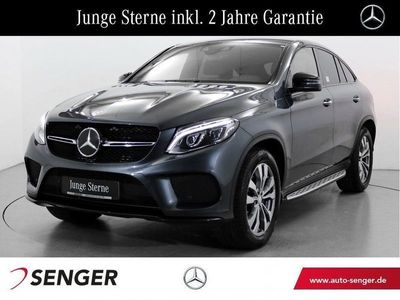 gebraucht Mercedes GLE350 4M Coupe AMG Distronic