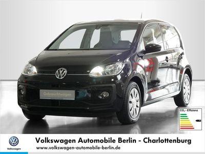 gebraucht VW up! up! 1.0 moveBMT USB KLIMA PDC SHZ EU6