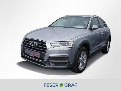 gebraucht Audi Q3 Design 1.4 TFSI AHK Navi Xenon