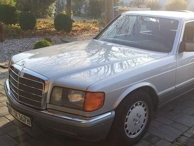 gebraucht Mercedes S500 SE
