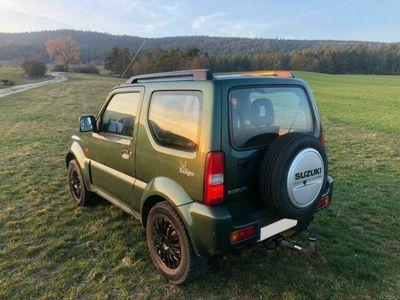 gebraucht Suzuki Jimny Ranger hat AHK und ABS 1.Hd 1...