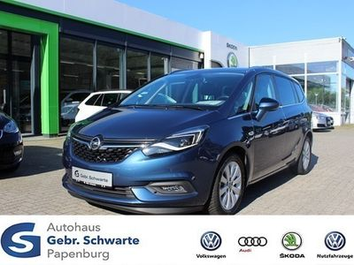 gebraucht Opel Zafira 1.6 SIDI Turbo Innovation Navi GRA