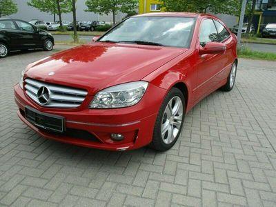 gebraucht Mercedes CLC180 Kompressor 8fach ALU KLIMA