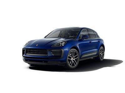 gebraucht Porsche Macan The new