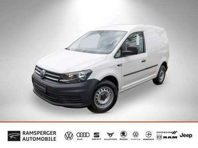 gebraucht VW Caddy 1.0 TSI Kastenwagen Navi PDC Cliamtronic