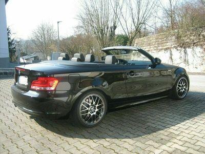 gebraucht BMW 125 Cabriolet i Edition Sport