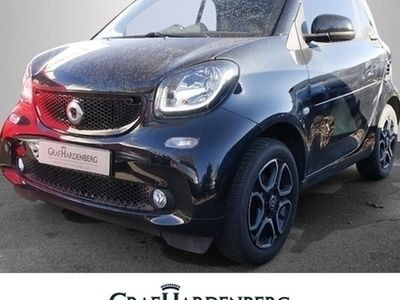 gebraucht Smart ForTwo Coupé 453 prime LED Panoramadach Tempomat