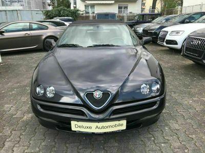 gebraucht Alfa Romeo Spider 2.0 Twin Spark L*Leder*Klimaanlage*Alu*Scheckheft