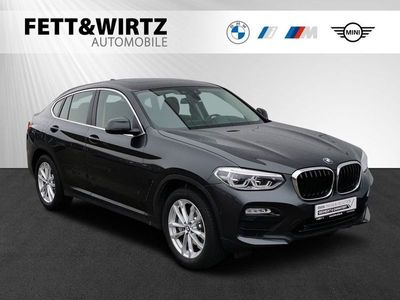 gebraucht BMW X4 xDrive30i AT Advantage