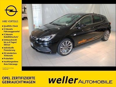 gebraucht Opel Astra 1.4 TURBO ULTIMATE OPC-Line Navi 2xKamera