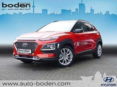 gebraucht Hyundai Kona 1.0 T-GDi Premium Navi-P Sitz-P LED