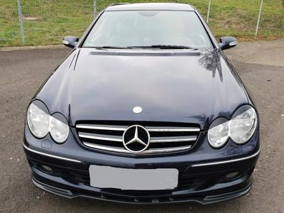 gebraucht Mercedes CLK280 Coupe Avantgarde Sport Edition