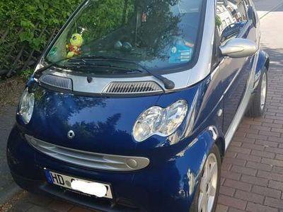 gebraucht Smart ForTwo Cabrio pure