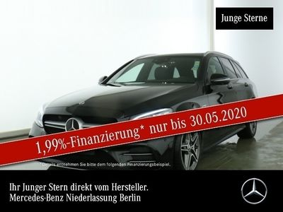 gebraucht Mercedes C43 AMG AMG T 4M Perf-Abgas Pano Distronic 360°DAB