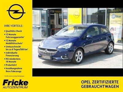 gebraucht Opel Corsa Innovation Xenon Klimaaut. SHZ USB+BT