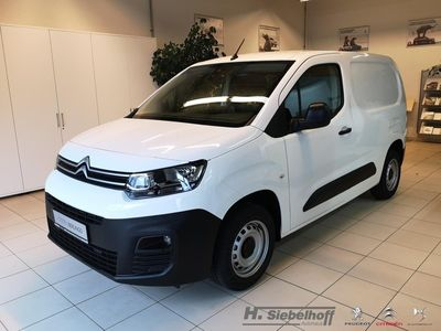 gebraucht Citroën Berlingo Kastenwagen L1 M Club PureTech 110 *Klima*Touch*PDCvorne*DAB*