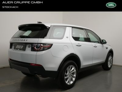 gebraucht Land Rover Discovery Sport 2.0 Si4 SE SUV LED, Xenon, HiFi