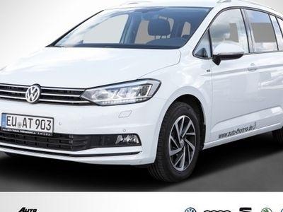 gebraucht VW Touran Join 2.0TDI DSG Navi Rückfahrkamera LED
