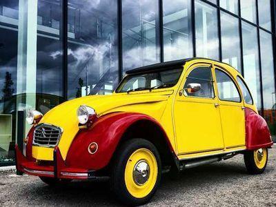 gebraucht Citroën 2CV H-Kennzeichen Restauriert