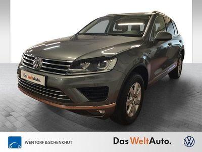 gebraucht VW Touareg V6 3.0 TDI tiptronic Leder Chrom&Style AHK