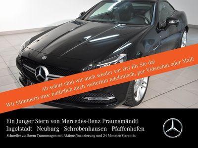 gebraucht Mercedes SLK200 Sportpak. Auto. Navi, Bi-Xenon, Airscarf