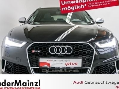 used Audi RS6 Avant TFSI 4.0 quattro tiptronic Panorama HUD