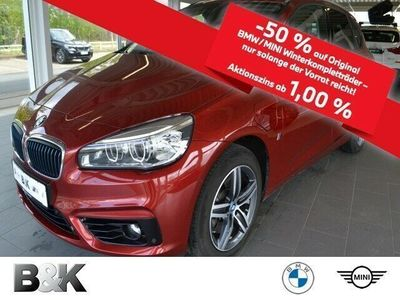 gebraucht BMW 225 xe iPerformance SportLine,Navi,Media,LED,PDC