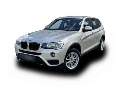gebraucht BMW X3 xDrive20d xLine Kamera Leder HiFi PDC