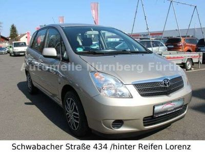 gebraucht Toyota Corolla Verso 1.8 Linea Sol*8-fach*Klima*