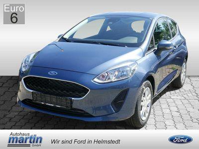 gebraucht Ford Fiesta Cool & Sound CHROMABLAU,Winterpaket EU6