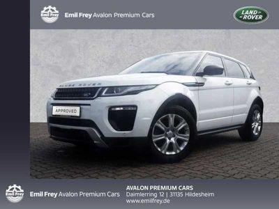 gebraucht Land Rover Range Rover evoque TD4 Aut. SE Dynamic Panorama